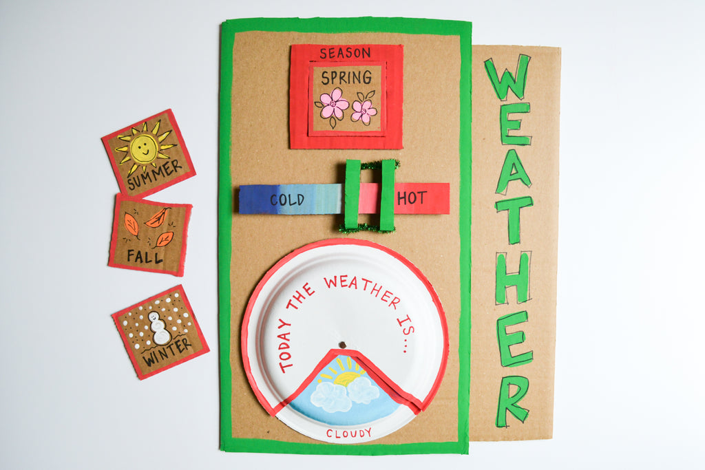 DIY Weather Chart