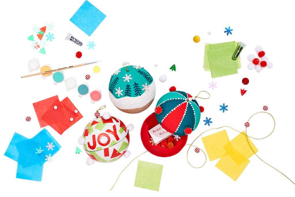 Easy holiday crafts for kids