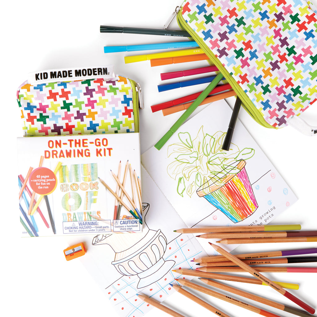 On-the-go Drawing Kit