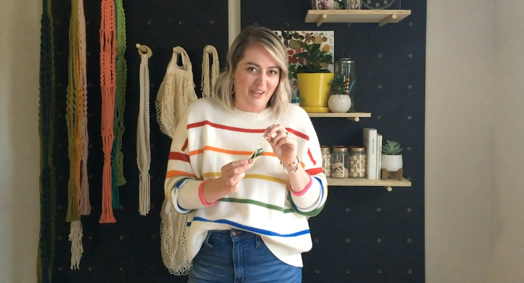 Mini Macrame and Plants with Tessa from Shop Studio Jane