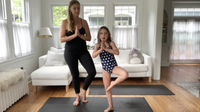 Kids Yoga flow with The Yoga Post