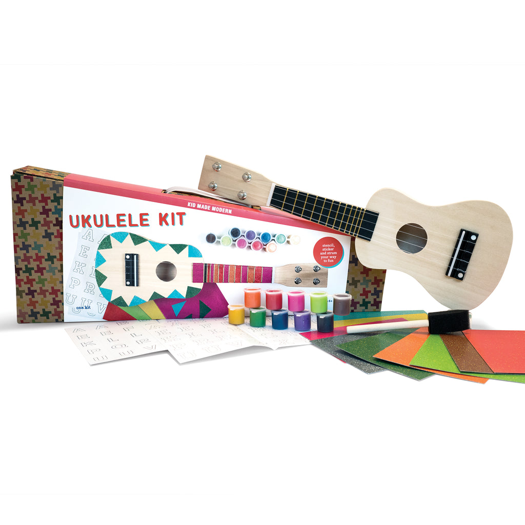 Ukulele Craft Kit