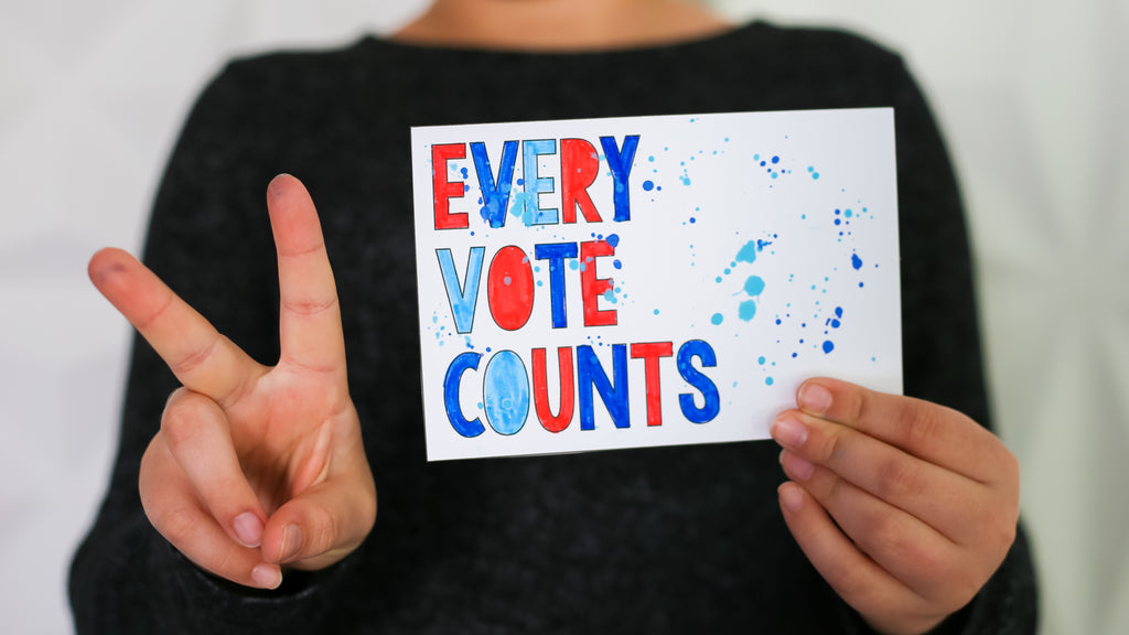 kid-made-modern-diy-vote-postcard-election
