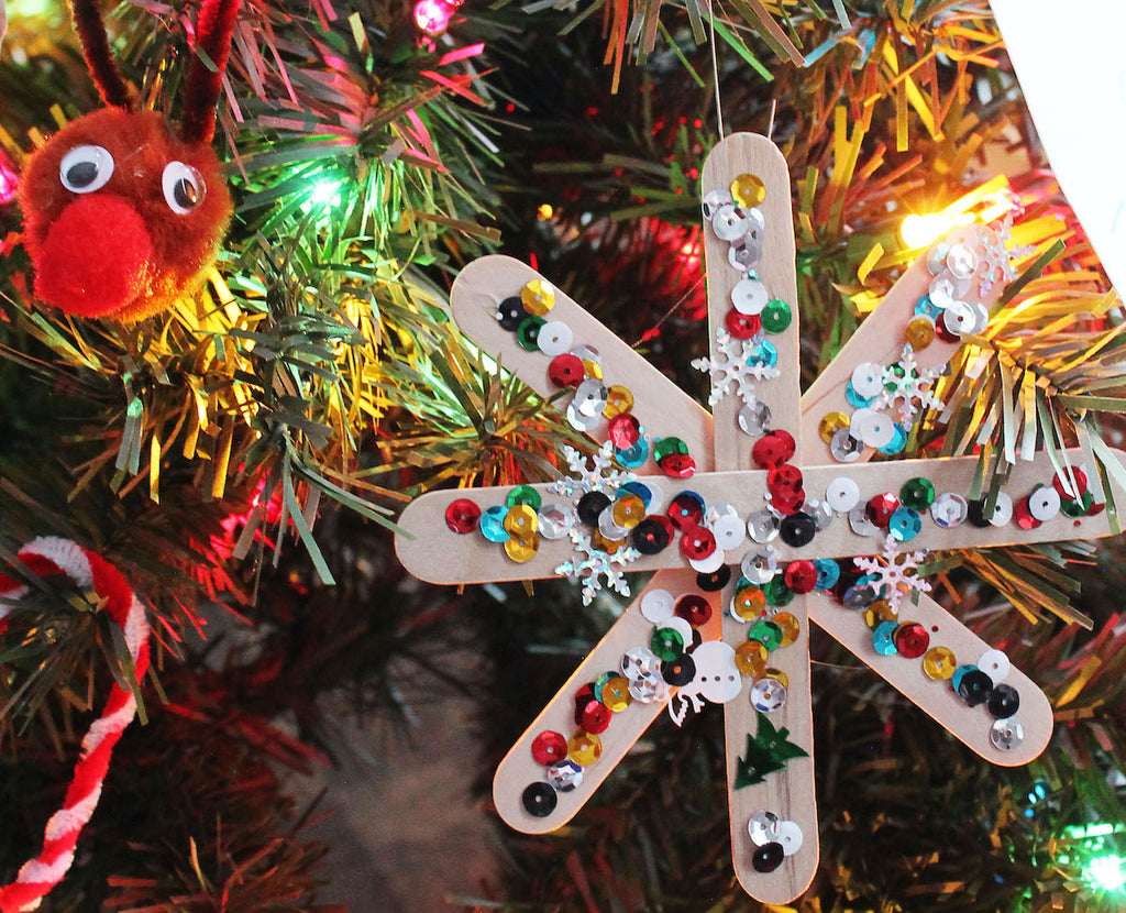 Make Your Own Ornaments With the DIY Advent Calendar
