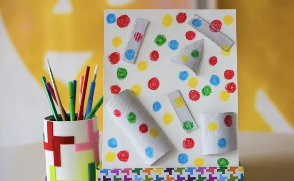 Crafts for kids at home