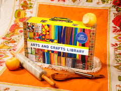 Arts and Crafts Library Fall