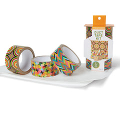 Duct Tape Kit Geometric
