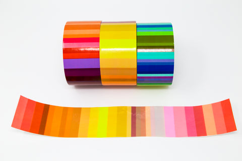 Duct Tape Garland 1 b