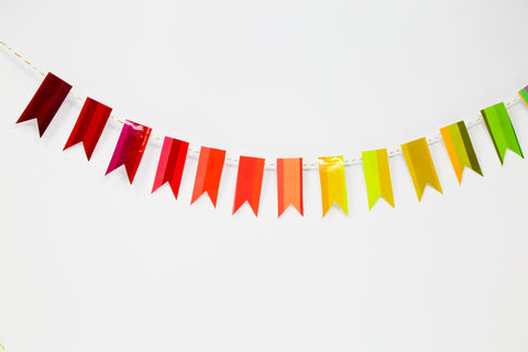 Duct Tape Garland 4