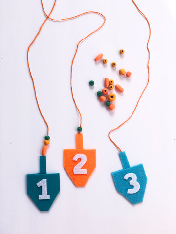 DIY Hanukkah Countdown Step 7