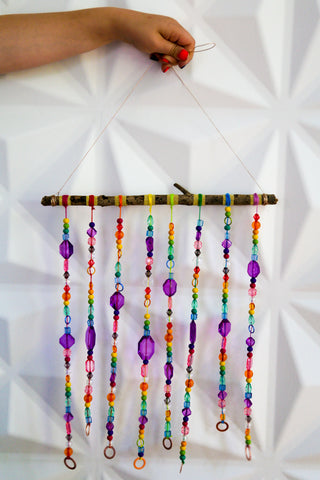 Beaded Wind Chime Step 5