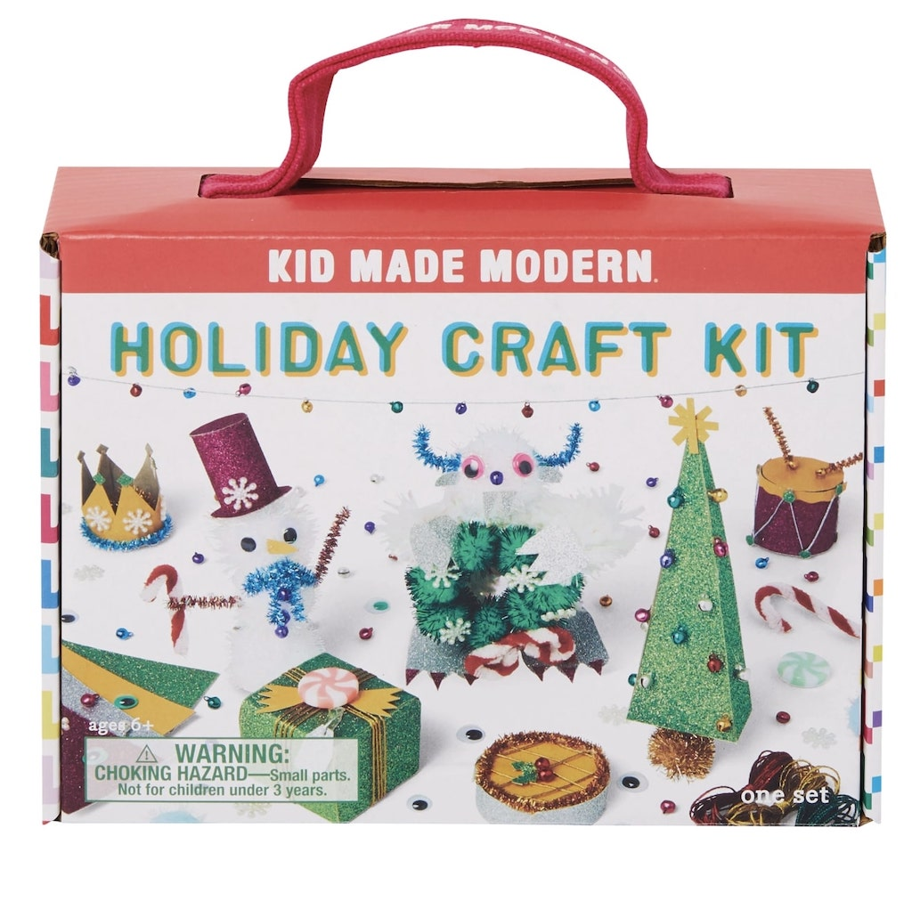 Holiday craft kits