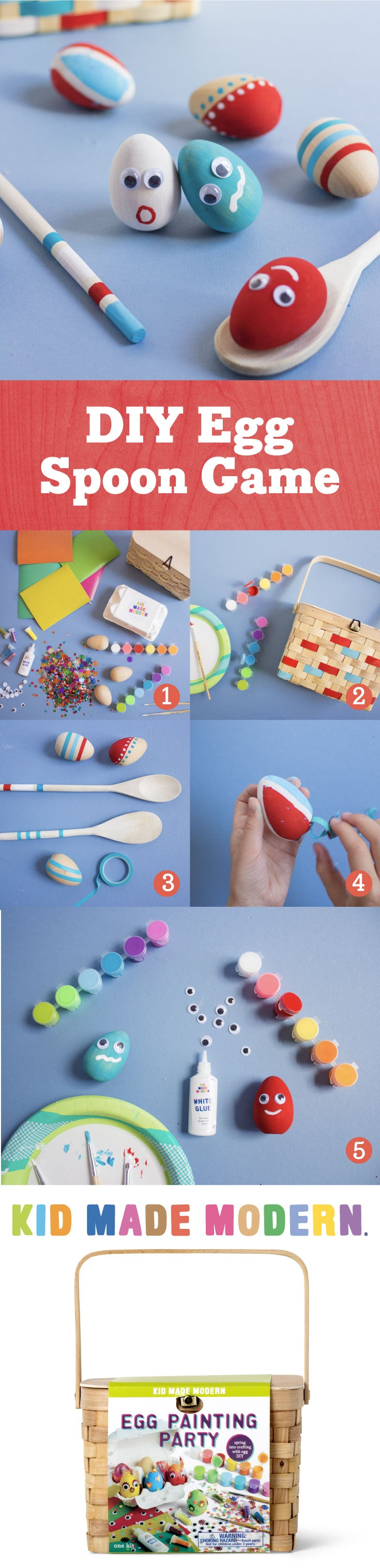 Egg & Spoon Game Pinterest