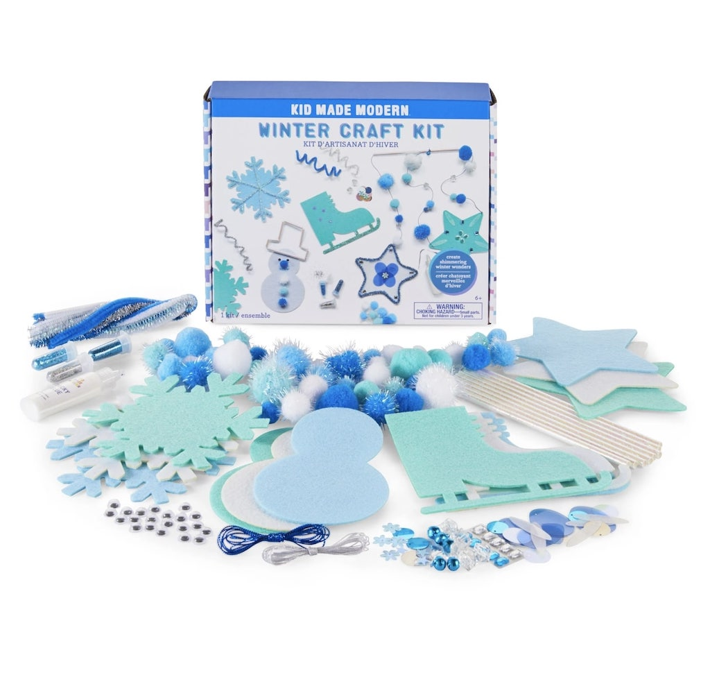 Winter craft kits