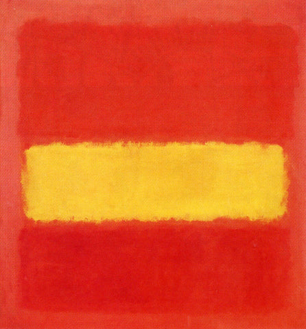 Rothko - Yellow Band