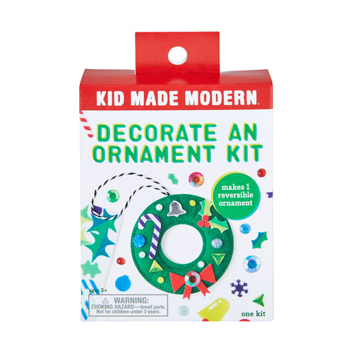 Decorate a Wreath Ornament Kit