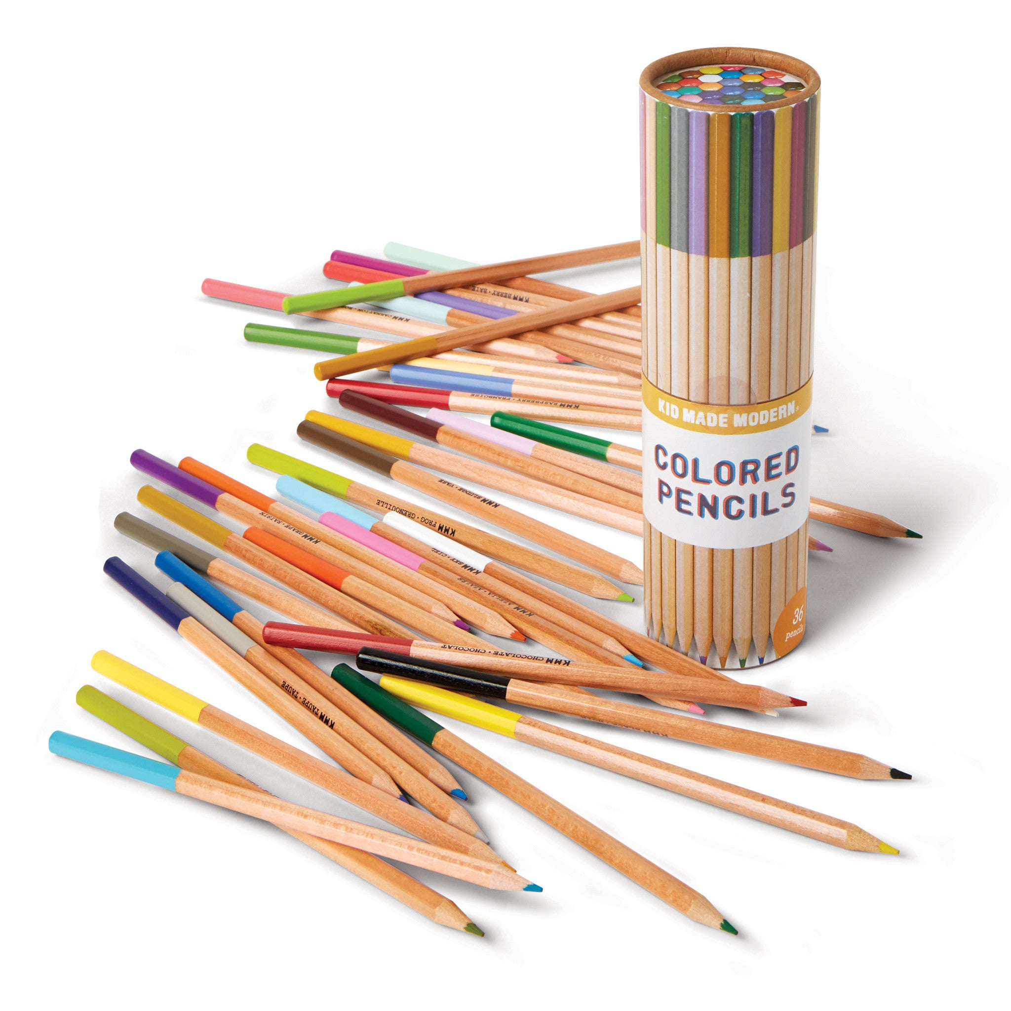 Colored Pencils - Kid Made Modern