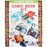 Kids Arts and Crafts Comic Book Kit in Package