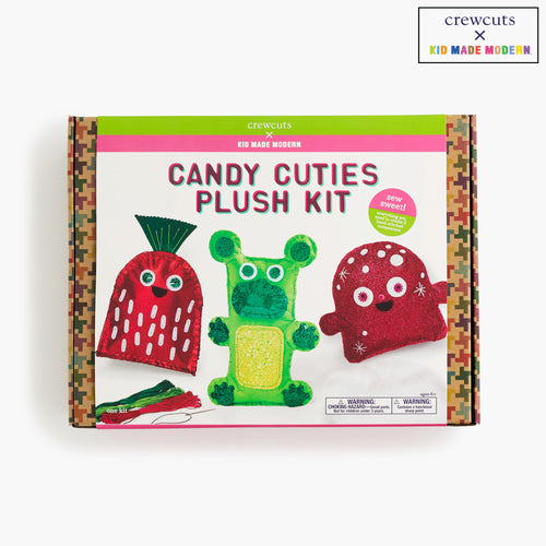 Candy Cuties Plush Kit