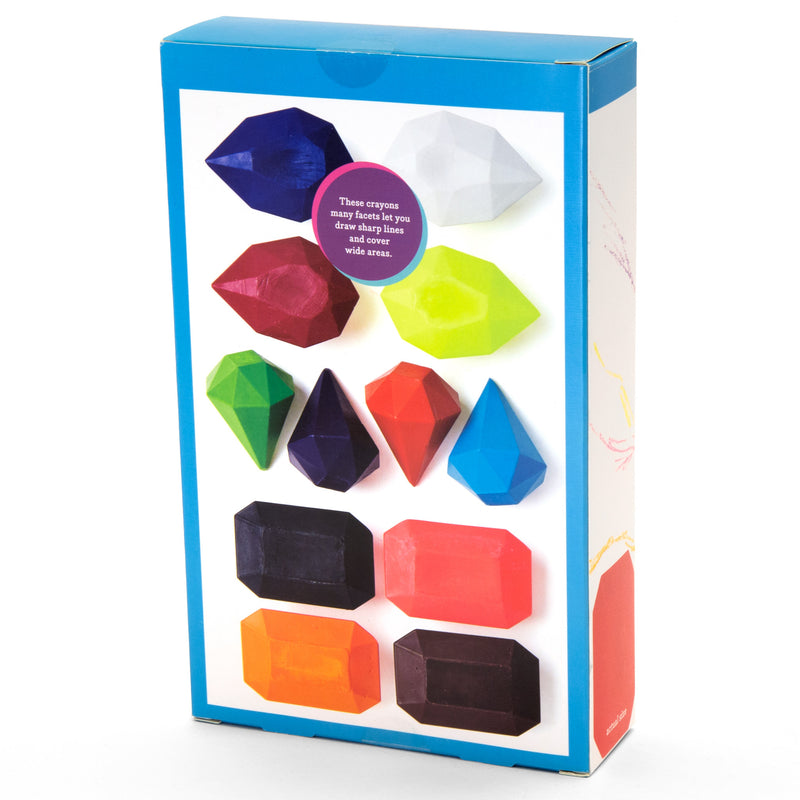 Kids Arts and Crafts Fun Crayon Gem Set