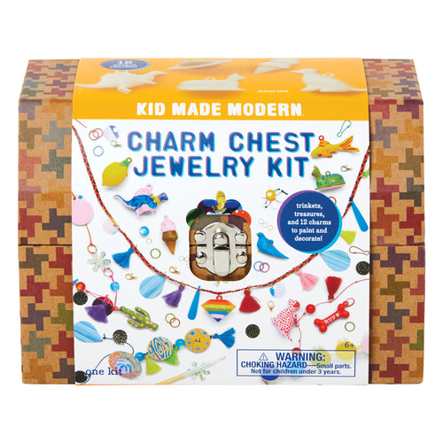 Charm Chest Jewelry Kit