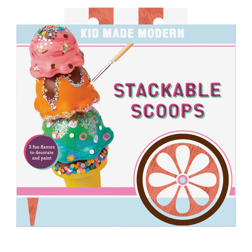 Stackable Scoops