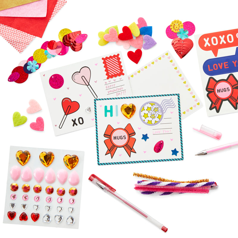 Design Your Own Valentines Kit
