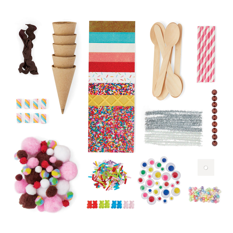 Ice Cream Craft Kit V1