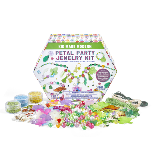 Petal Party Jewelry Making Kit