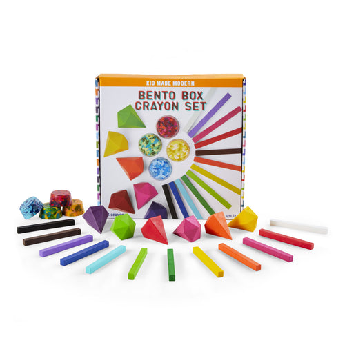 Bento Box Crayon Set