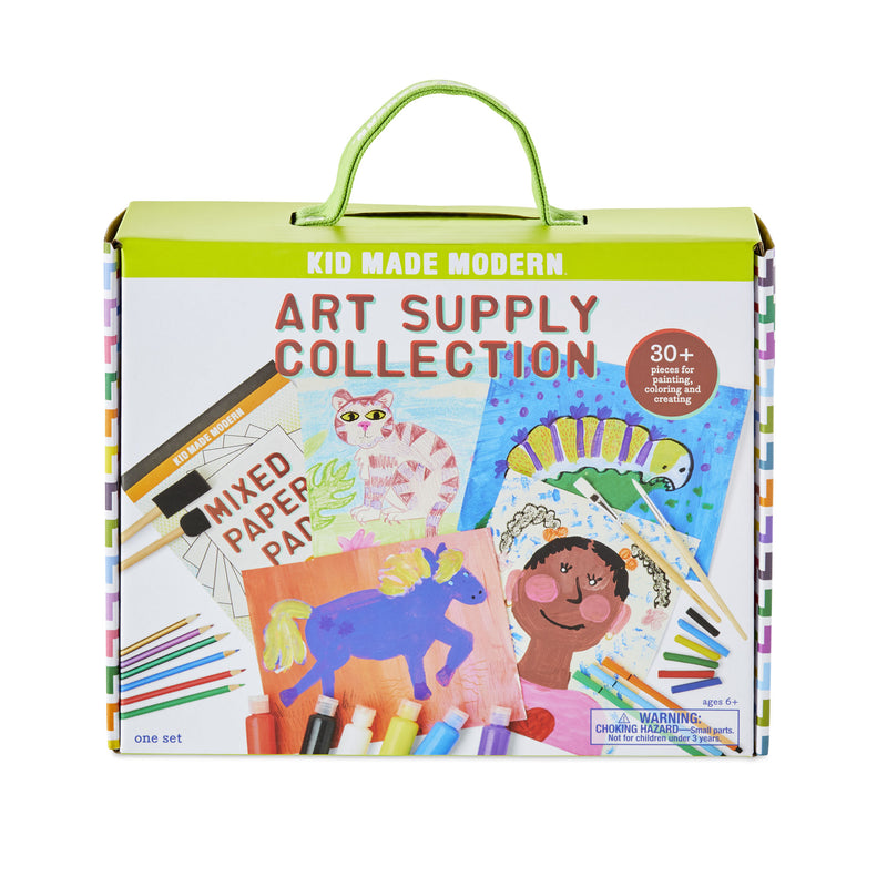 Art Supply Collection