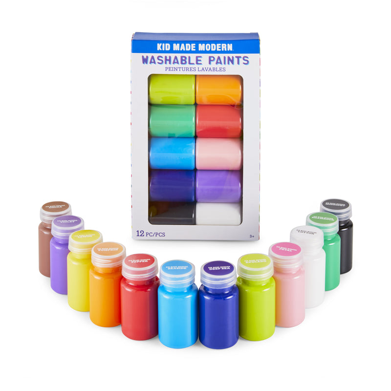 Washable Paint Set