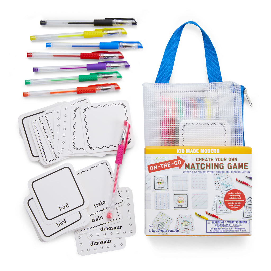 On-The-Go Match Game Kit