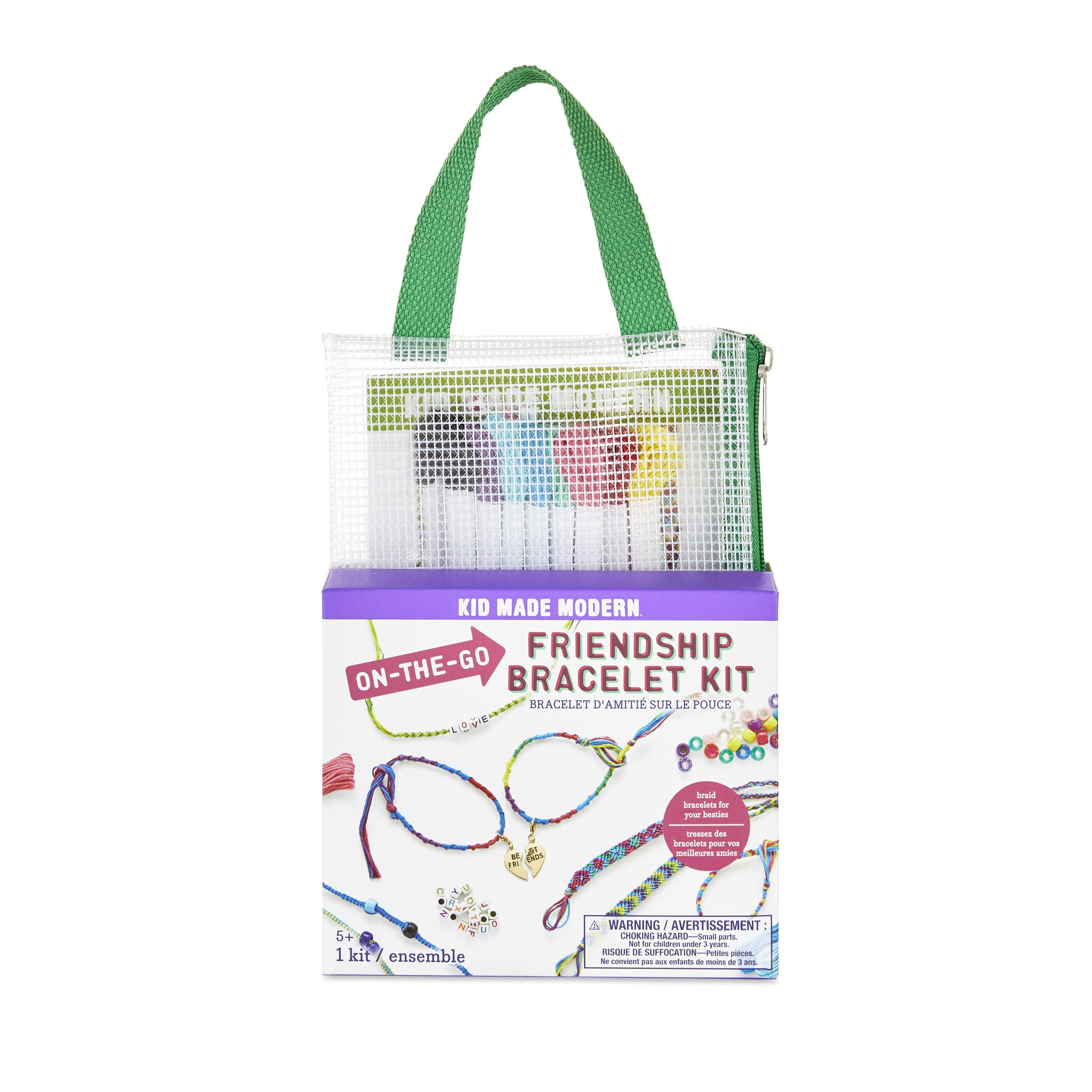 On-The-Go Friendship Bracelet Kit