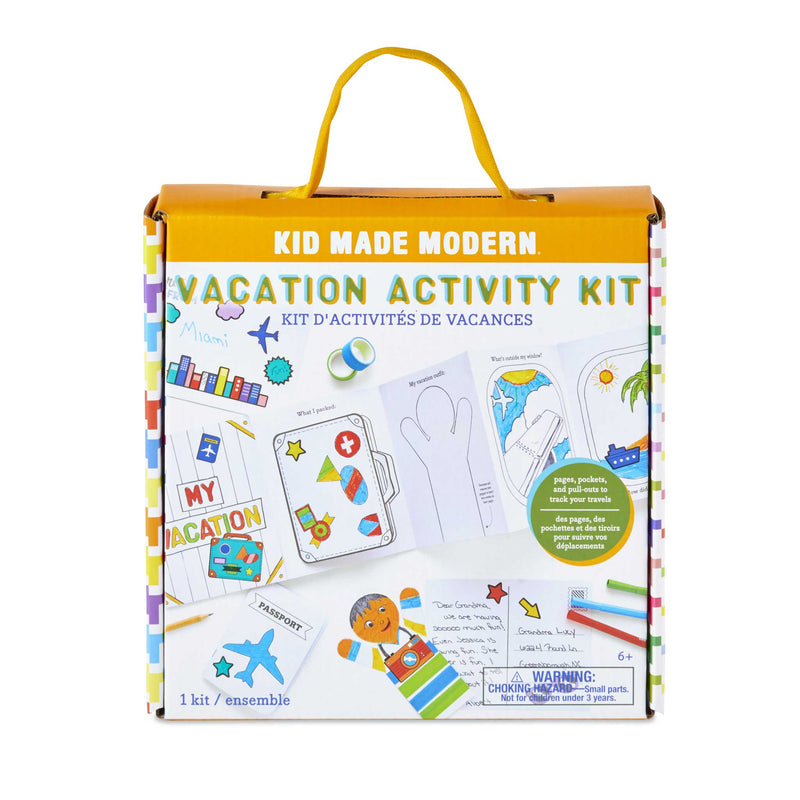 Vacation Activity Kit