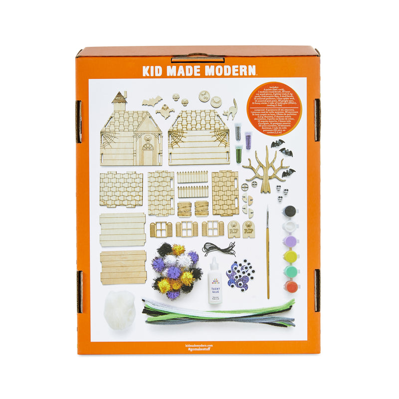 Create Your Own Haunted House Craft Kit