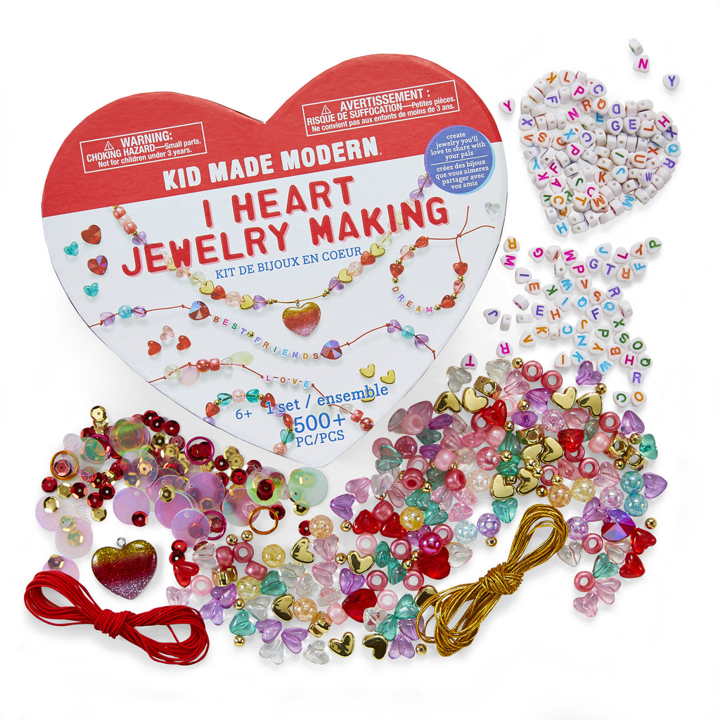 I Heart Jewelry Kit