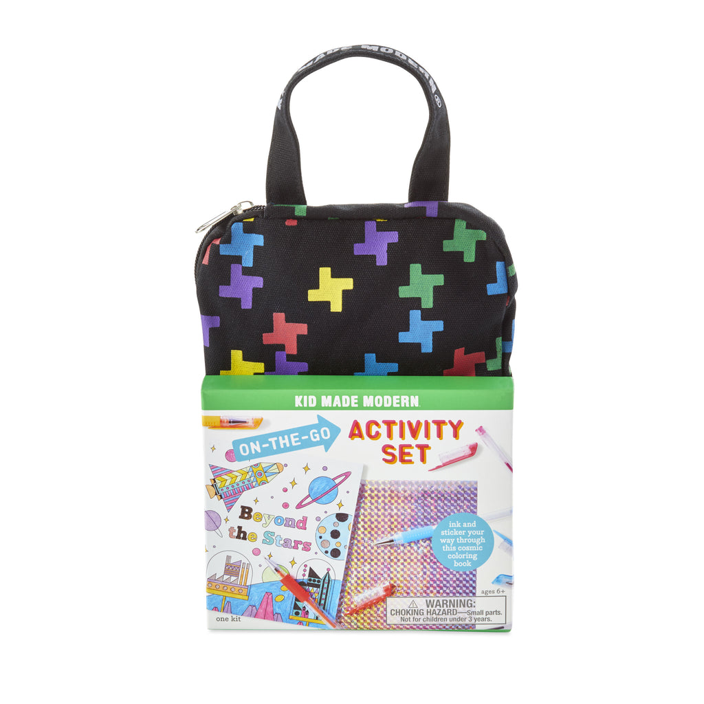 On-The-Go Beyond the Stars Activity Set