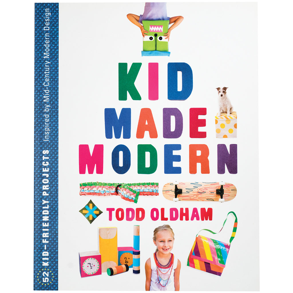 Kid Made Modern Arts and Crafts Book Todd Oldham