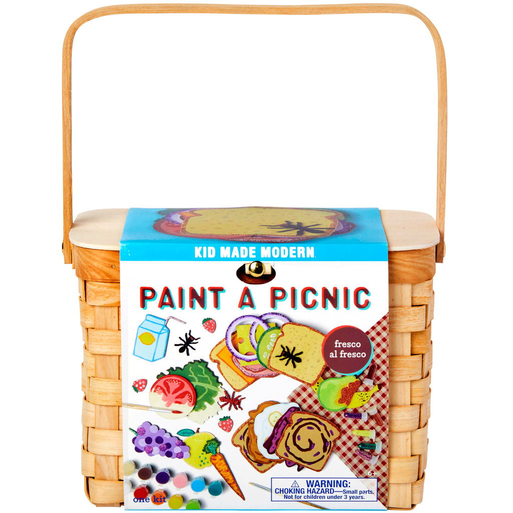 Paint a Picnic Craft Kit