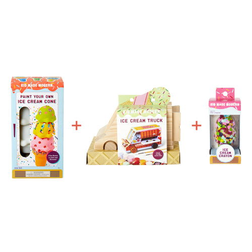 Ice Cream Crafts Bundle