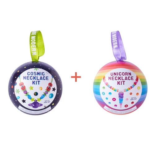 Cosmic Unicorn Necklace Bundle