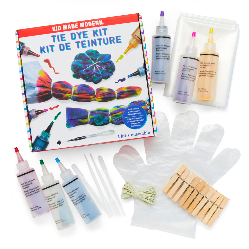 Rainbow Tie Dye Kit (6 Colors)