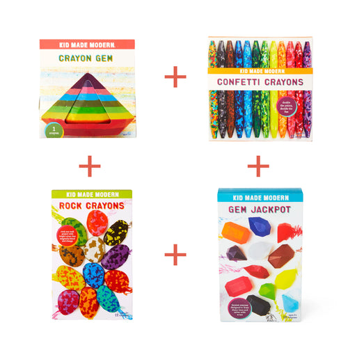 Ultimate Crayon Bundle