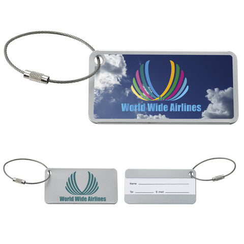 15638 - COMPACT LUGGAGE TAG