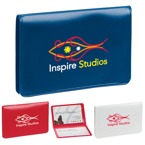 BUSINESS CARD/LICENSE HOLDER, 30465