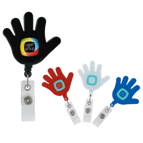 HI FIVE BADGE HOLDER, 31900