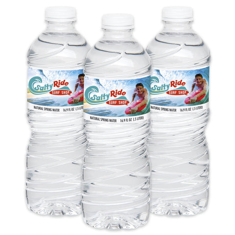16.9 OZ. TWIST CAP BOTTLED WATER, 40330