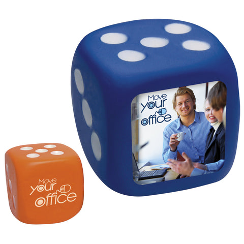 ANTI STRESS DICE, 45873