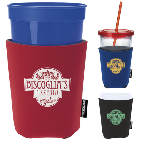 Life's a Party KOOZIE® Cup Kooler, 46003